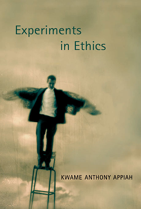 Cover: Experiments in Ethics, from Harvard University Press