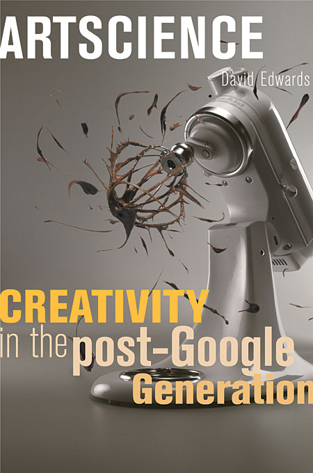 Cover: Artscience: Creativity in the Post-Google Generation, from Harvard University Press