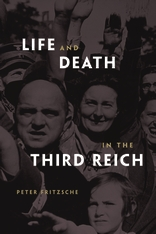 Cover: Life and Death in the Third Reich in PAPERBACK