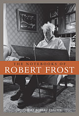 Cover: The Notebooks of Robert Frost
