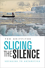 Cover: Slicing the Silence in PAPERBACK