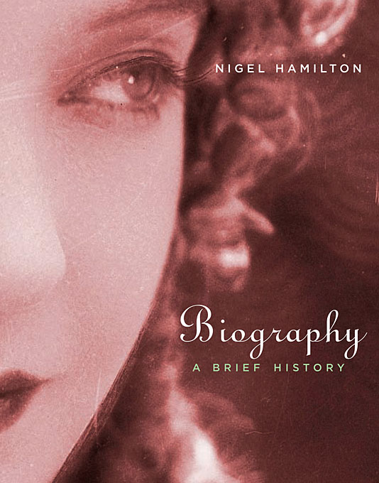 Cover: Biography: A Brief History, from Harvard University Press