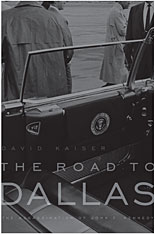 Cover: The Road to Dallas in PAPERBACK