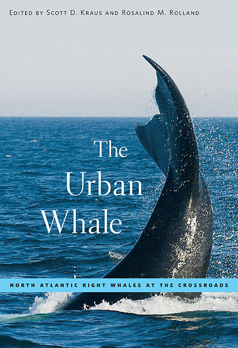 Cover: The Urban Whale: North Atlantic Right Whales at the Crossroads, from Harvard University Press