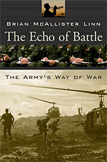Cover: The Echo of Battle in PAPERBACK