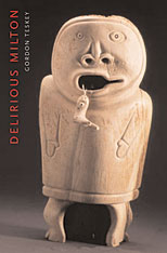 Cover: Delirious Milton in PAPERBACK