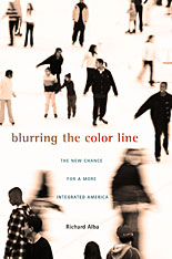 Cover: Blurring the Color Line: The New Chance for a More Integrated America