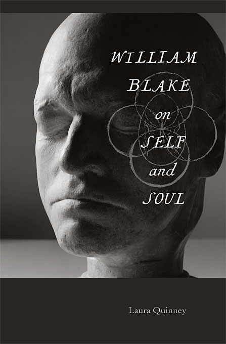 Cover: William Blake on Self and Soul, from Harvard University Press