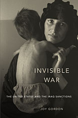 Cover: Invisible War in HARDCOVER