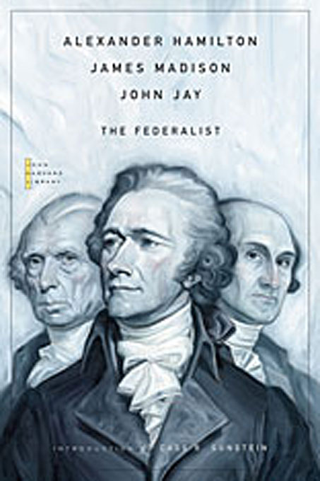 Cover: The Federalist, from Harvard University Press