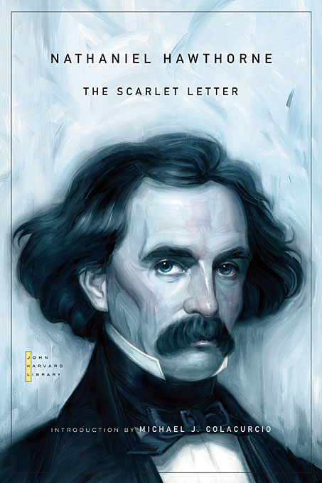 Cover: The Scarlet Letter, from Harvard University Press