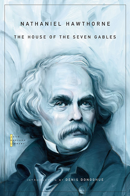Cover: The House of the Seven Gables, from Harvard University Press