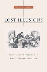Cover: Lost Illusions in HARDCOVER