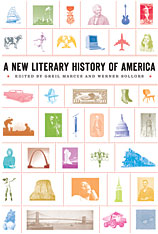 Cover: A New Literary History of America in HARDCOVER