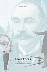Cover: About Faces in HARDCOVER