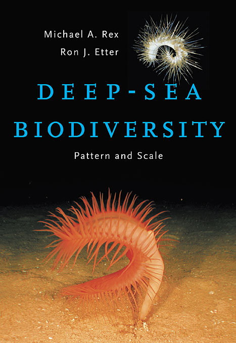 Cover: Deep-Sea Biodiversity: Pattern and Scale, from Harvard University Press