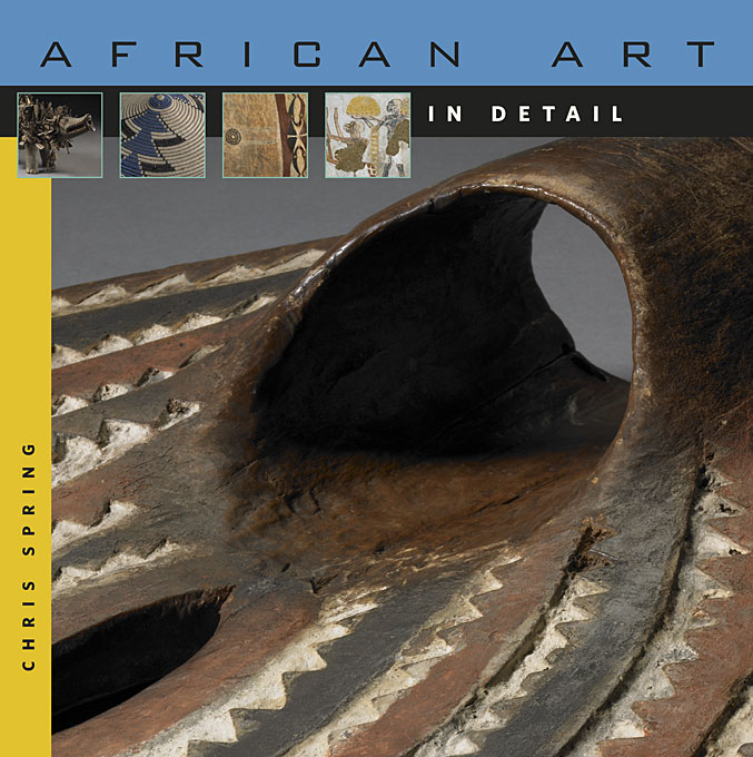 Cover: African Art in Detail, from Harvard University Press