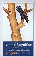 Cover: Animal Cognition: An Introduction to Modern Comparative Psychology