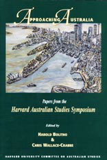 Cover: Approaching Australia: Papers from the Harvard Australian Studies Symposium