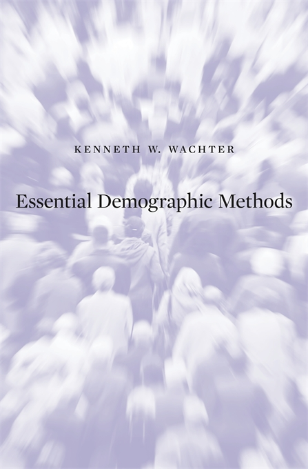 Cover: Essential Demographic Methods, from Harvard University Press