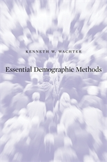 Cover: Essential Demographic Methods in HARDCOVER