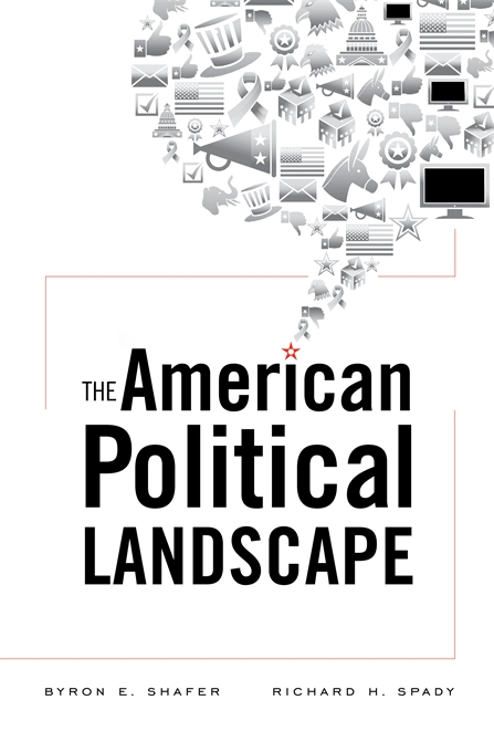 Cover: The American Political Landscape, from Harvard University Press