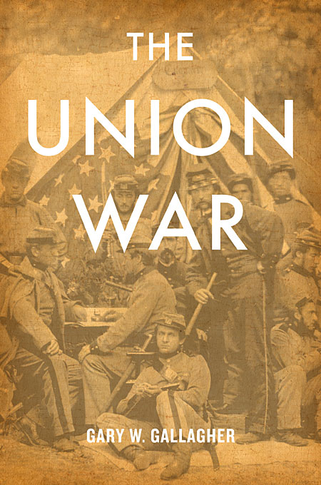 Cover: The Union War, from Harvard University Press