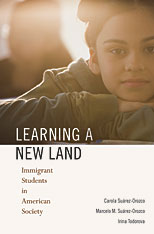 Cover: Learning a New Land: Immigrant Students in American Society, from Harvard University Press