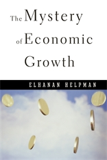 Cover: The Mystery of Economic Growth in PAPERBACK