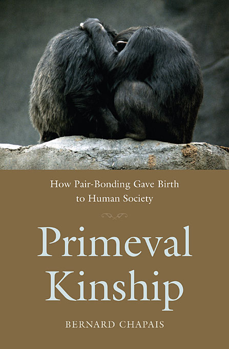 Cover: Primeval Kinship: How Pair-Bonding Gave Birth to Human Society, from Harvard University Press