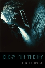 Cover: Elegy for Theory in HARDCOVER