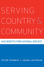 Cover: Serving Country and Community: Who Benefits from National Service?