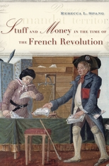 Cover: Stuff and Money in the Time of the French Revolution