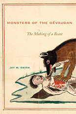Cover: Monsters of the Gévaudan in HARDCOVER