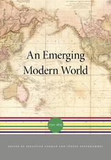 Cover: An Emerging Modern World in HARDCOVER