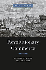Cover: Revolutionary Commerce in HARDCOVER