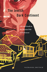 Cover: The Jewish Dark Continent in HARDCOVER