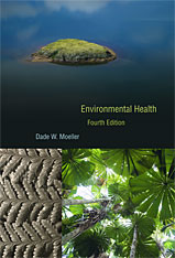 Cover: Environmental Health in HARDCOVER