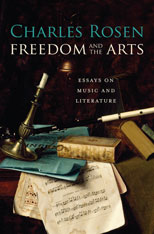 Cover: Freedom and the Arts: Essays on Music and Literature