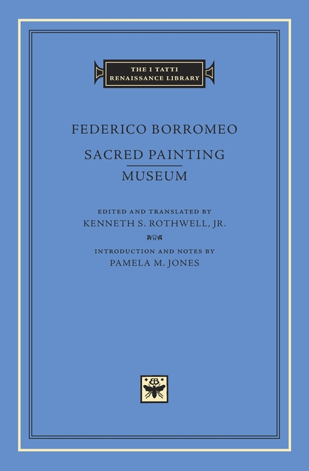 Cover: Sacred Painting. Museum, from Harvard University Press