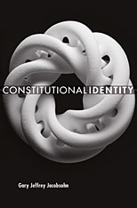 Cover: Constitutional Identity in HARDCOVER