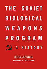 Cover: The Soviet Biological Weapons Program in HARDCOVER