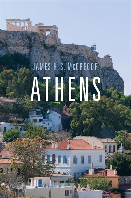 Cover: Athens, from Harvard University Press
