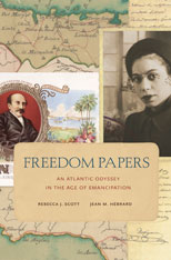 Cover: Freedom Papers in HARDCOVER