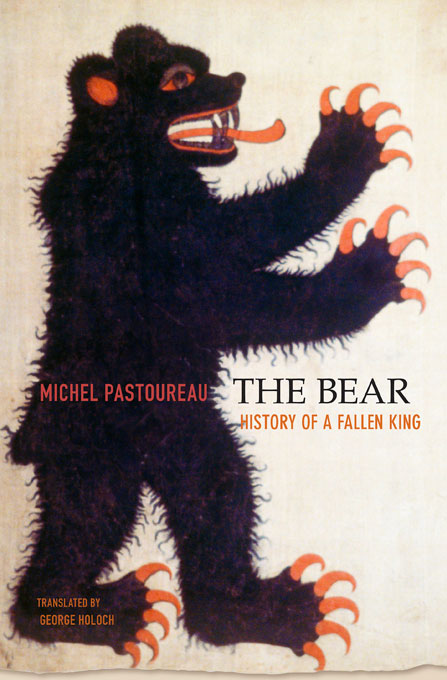 Cover: The Bear: History of a Fallen King, from Harvard University Press