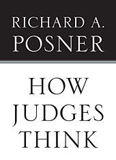 Cover: How Judges Think in PAPERBACK