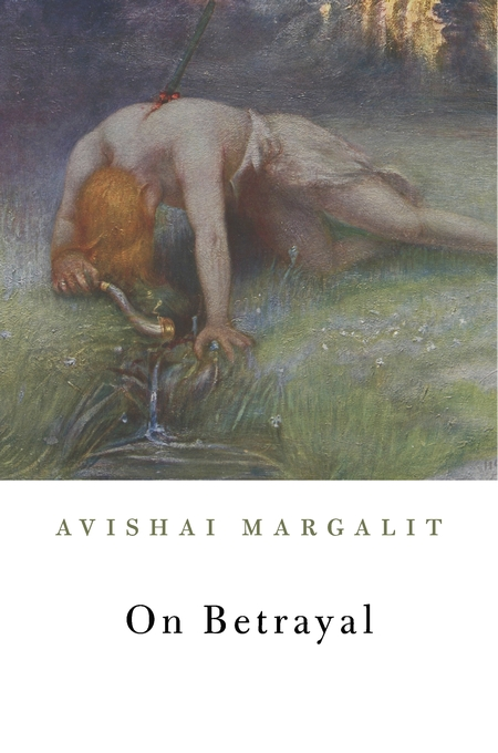 Cover: On Betrayal, from Harvard University Press