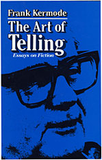 Cover: The Art of Telling: Essays on Fiction