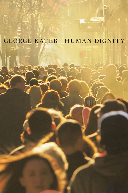 Cover: Human Dignity, from Harvard University Press