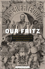 Cover: Our Fritz in HARDCOVER